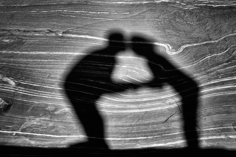 Shadow Play #25. Canyonlands, Utah, 2013