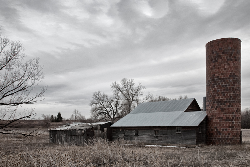 Retired Farm. Boulder County, Colorado, 2013