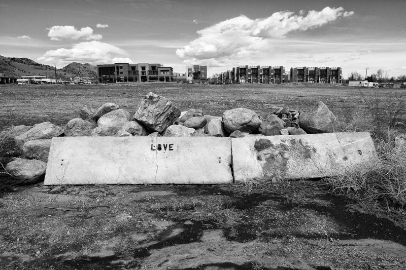 Love. Boulder, Colorado, 2013