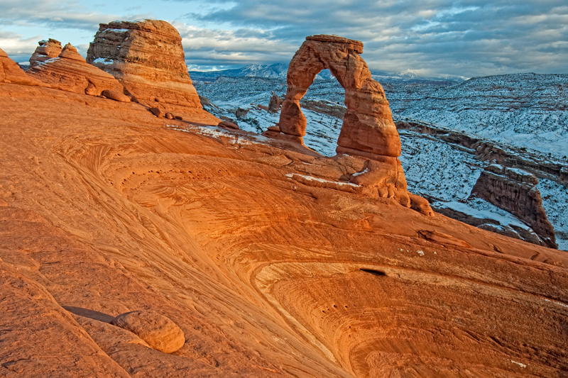 Delicate Arch. Arches NP, Utah, 2013