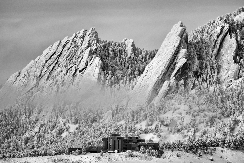 After the Storm (Flipped!), Boulder, Colorado, 2013