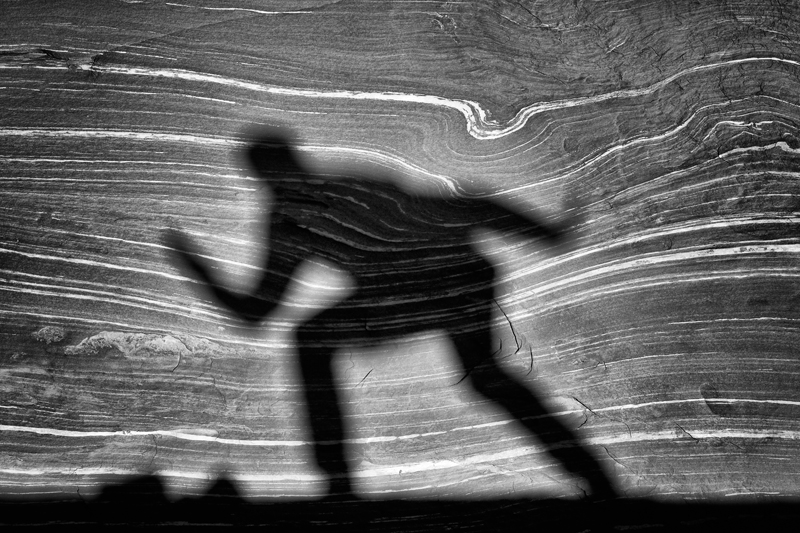 Shadow Play #19. Near Moab, Utah, 2013