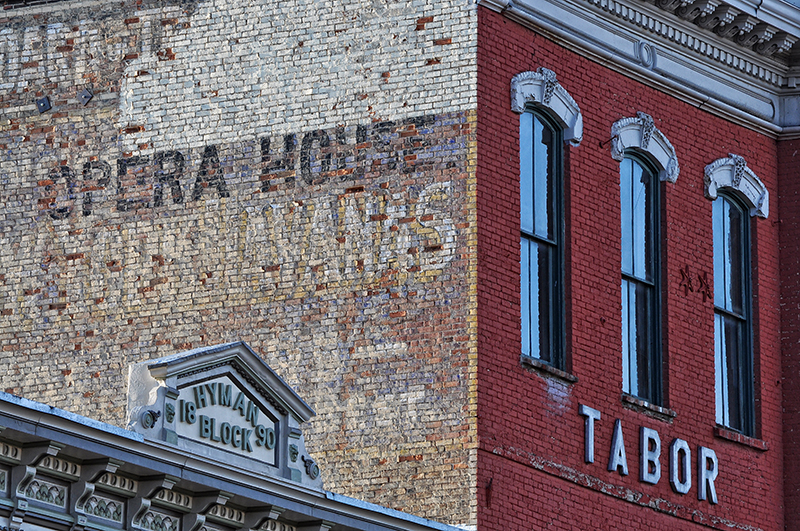 Tabor Opera House. Leadville, Colorado, 2013