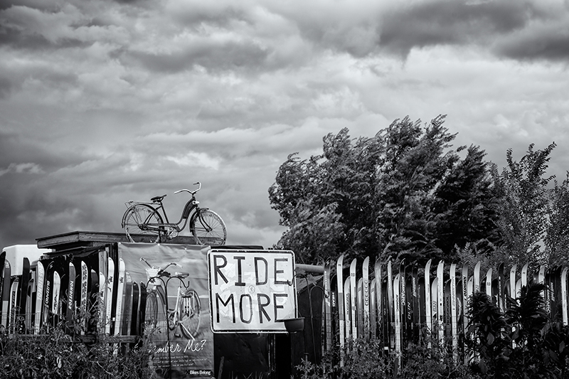 Ride More--and Ski, Too! Boulder, Colorado, 2013