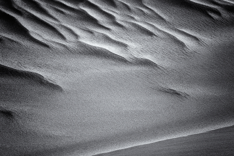 Dunescape #5. Great Sand Dunes NP, Colorado, 2013