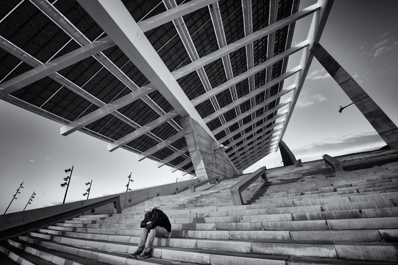 Taking Refuge. The Forum, Barcelona, 2013
