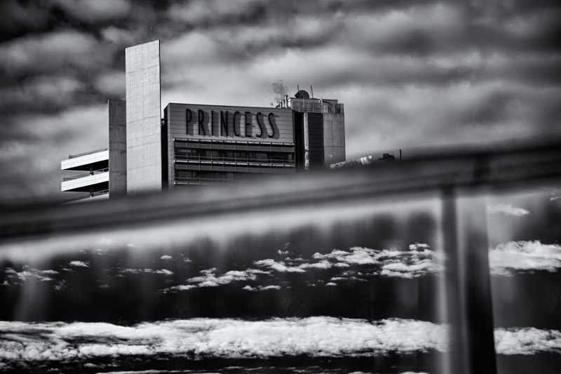 The Princess Hotel. The Forum, Barcelona, 2013