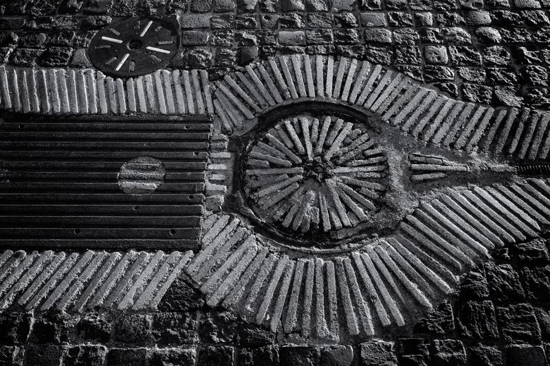 Adoquines #5. Montjuic, Barcelona, 2013
