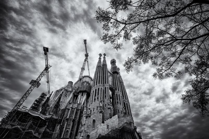 La Sagrada Familia #9. Barcelona, 2014