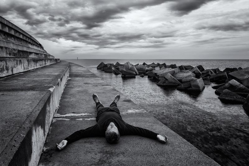 Moll de Gregal #8 (End of the World). Barcelona, 2014