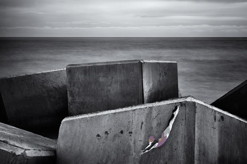 The Dive. Espigó de Bogatell, Barcelona, 2014