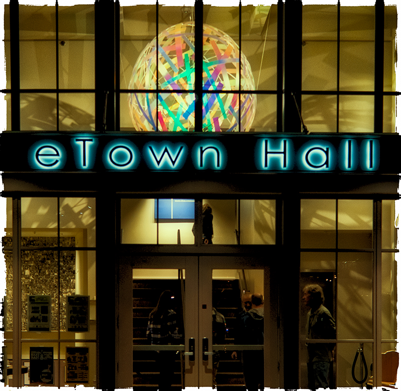 eTown Hall, Boulder, Colorado