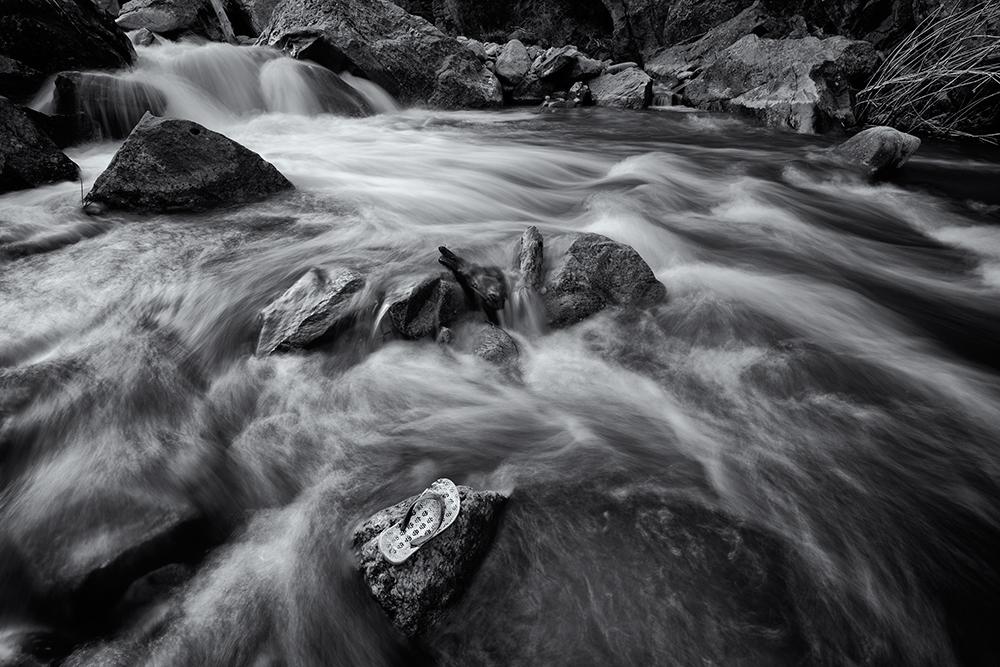 The Flip Flop. Eldorado Springs Canyon, Colorado, 2014