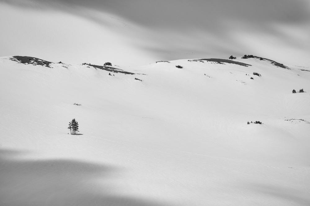 Loveland Pass, The Bowl. Colorado, 2014