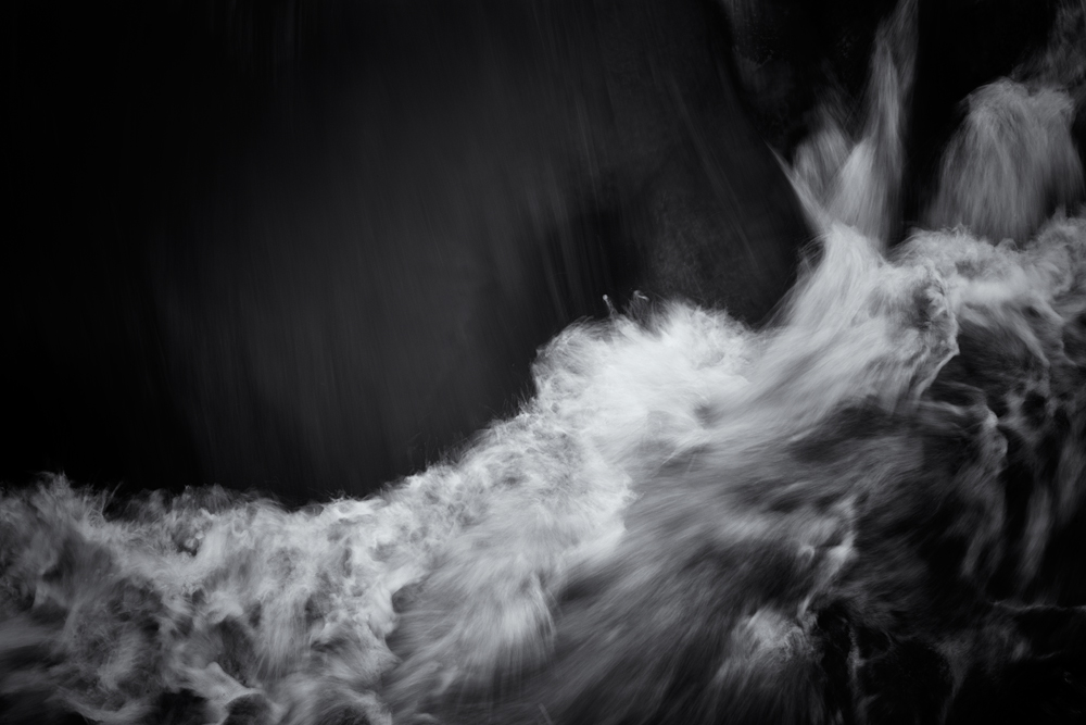 Water. Boulder Creek, Colorado, 2014
