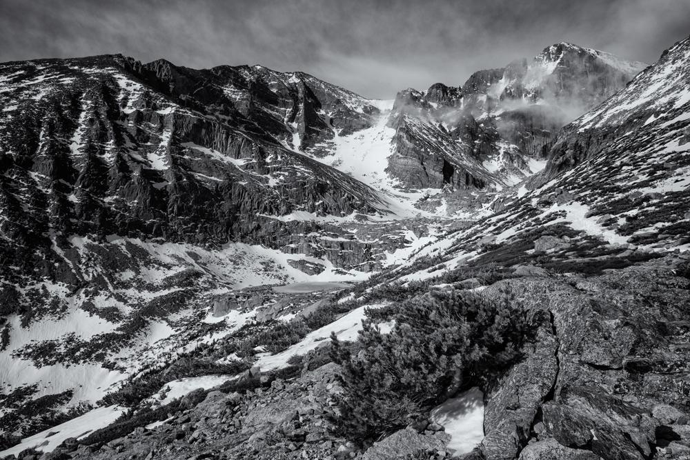 Mount Meeker & Longs Peak. RMNP, Colorado, 2014