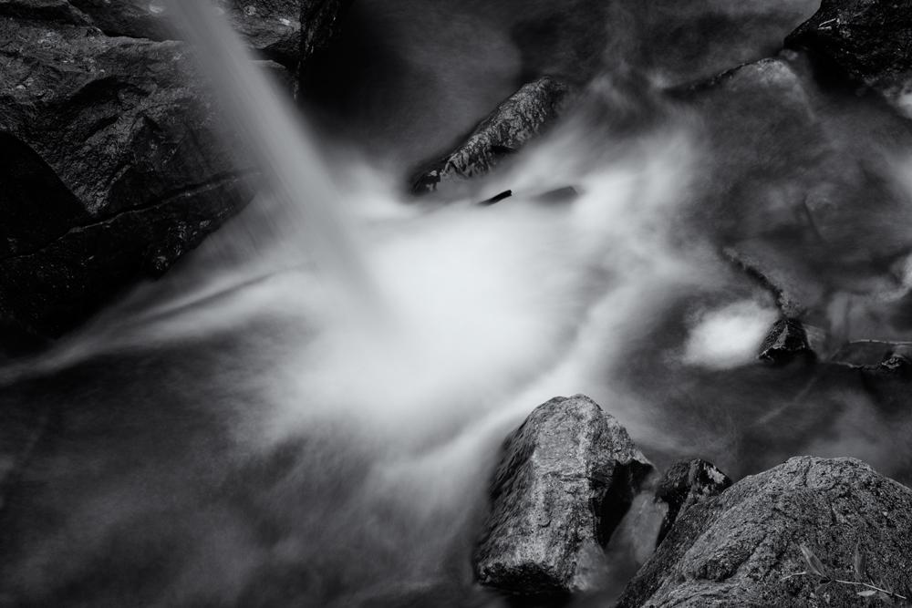 Water Abstract #5. Eldorado Springs Canyon, Colorado, 2014