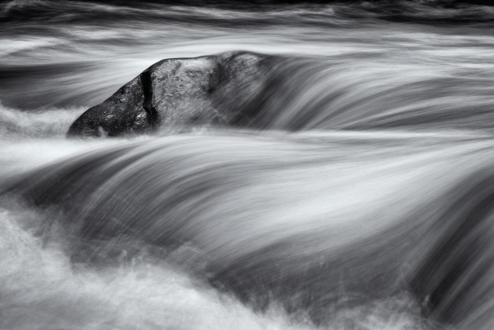 Water Abstract #7. Eldorado Springs Canyon, Colorado, 2014