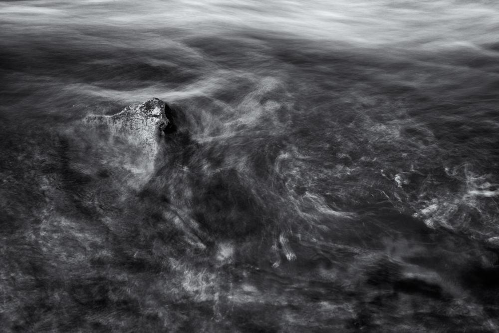 Water Abstract #9. Eldorado Springs Canyon, Colorado, 2014