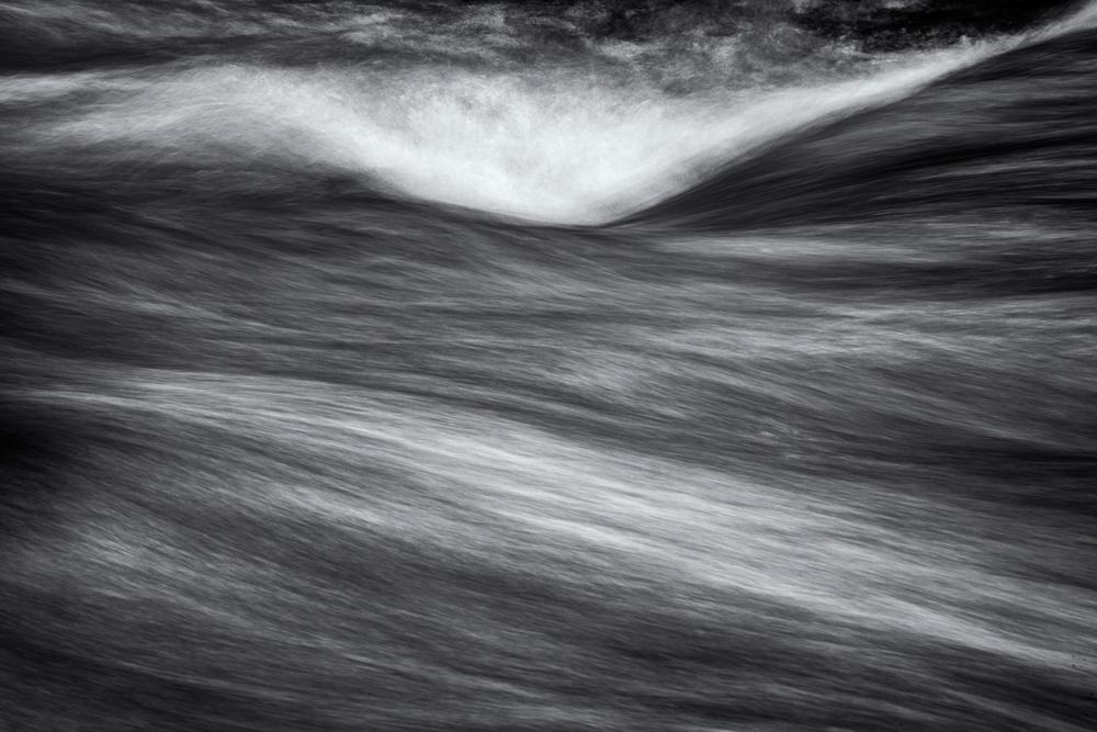 Water Abstract #12. Eldorado Springs Canyon, Colorado, 2014