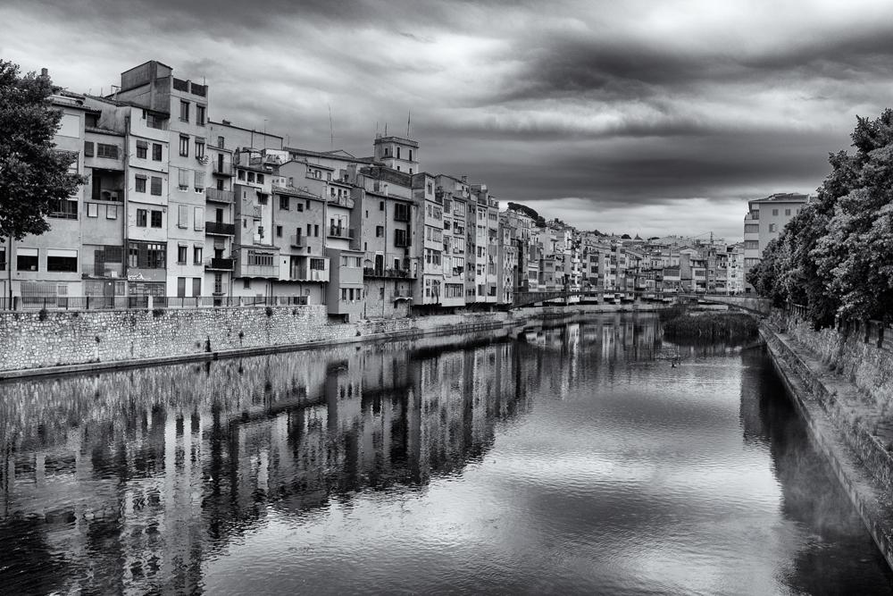 Riu Ter. Girona, Catalunya, 2014