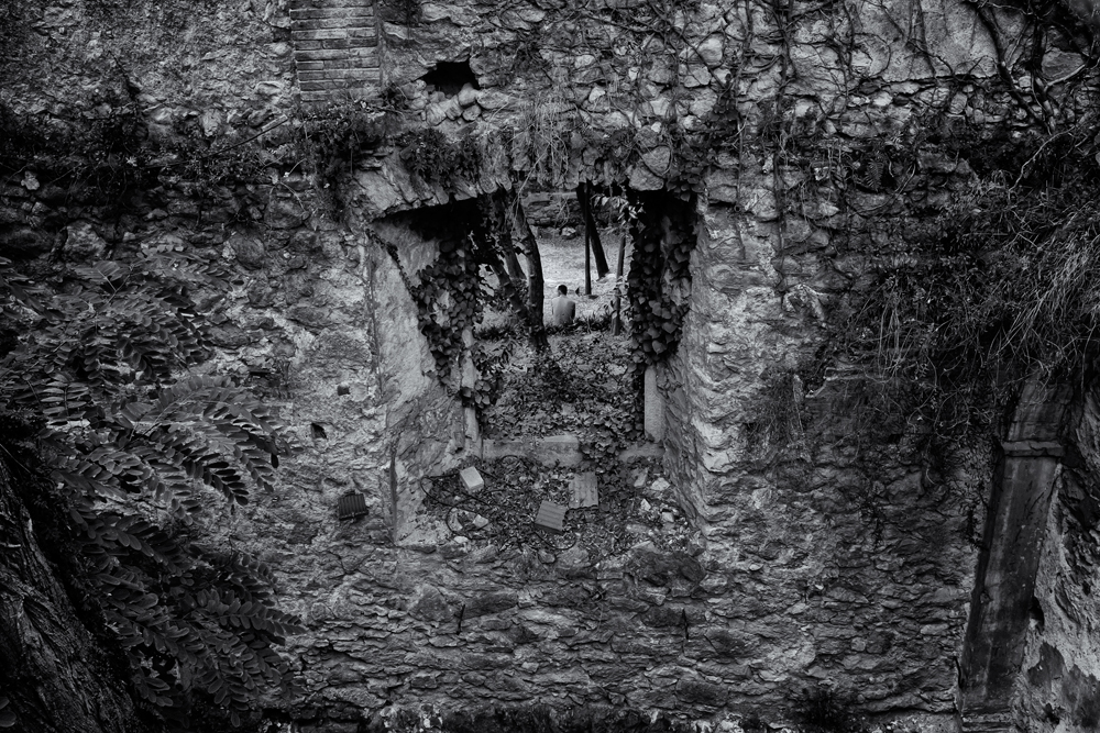 Lost in the Ruins. Girona, Catalunya, 2014