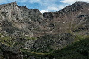 Sawtooth-Bierstadt Massif. Colorado, 2014
