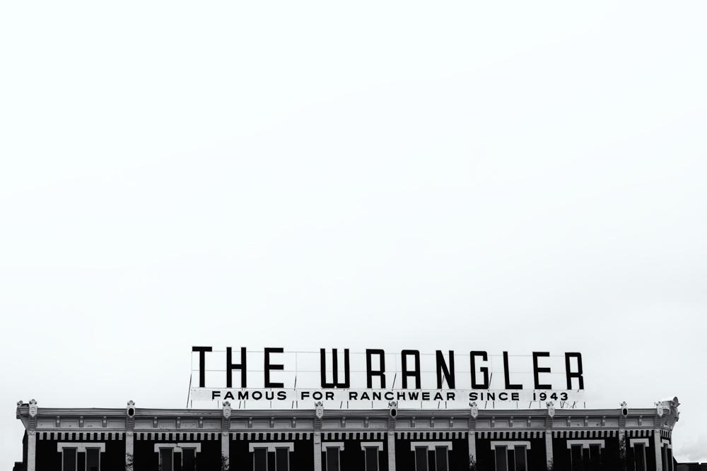 The Wrangler #2. Cheyenne, Wyoming, 2014