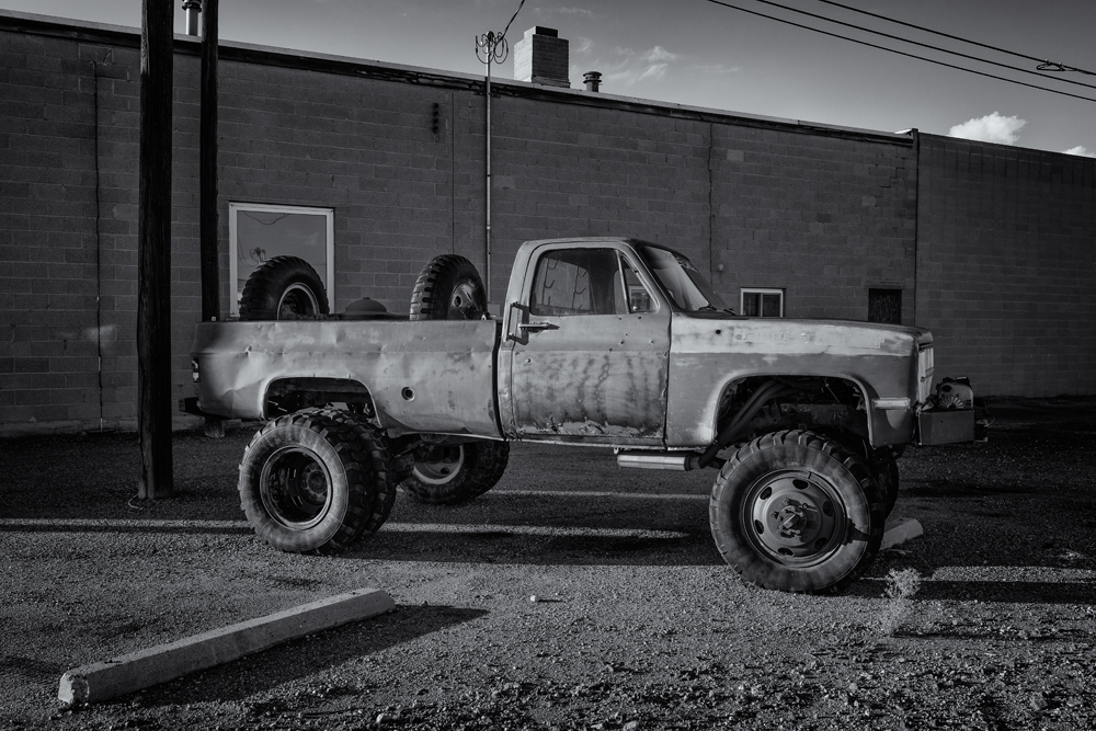 Wyoming Dually. Cheyenne, 2014