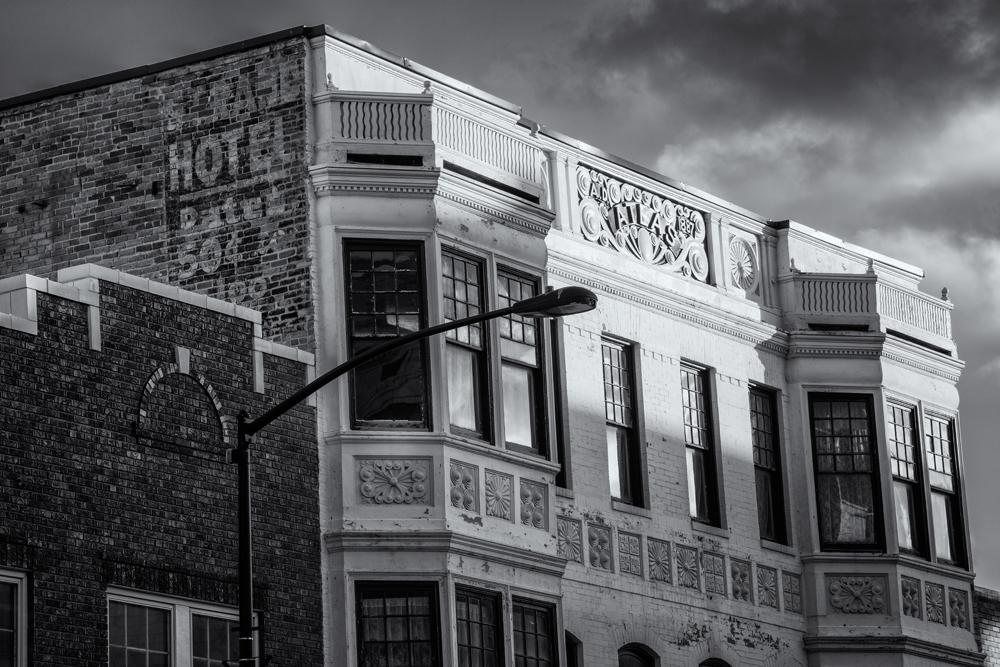 The Atlas Theater. Cheyenne, Wyoming, 2014