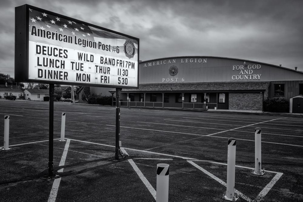 The American Legion Post. Cheyenne, Wyoming, 2014