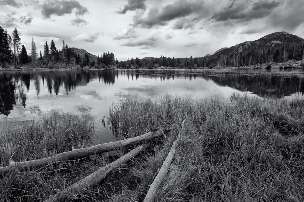 Sprague Lake, #2. RMNP, Colorado, 2014