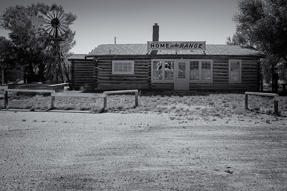 A Resurgent Home On the Range. Home On the Range (Jeffrey City), Wyoming, 2014