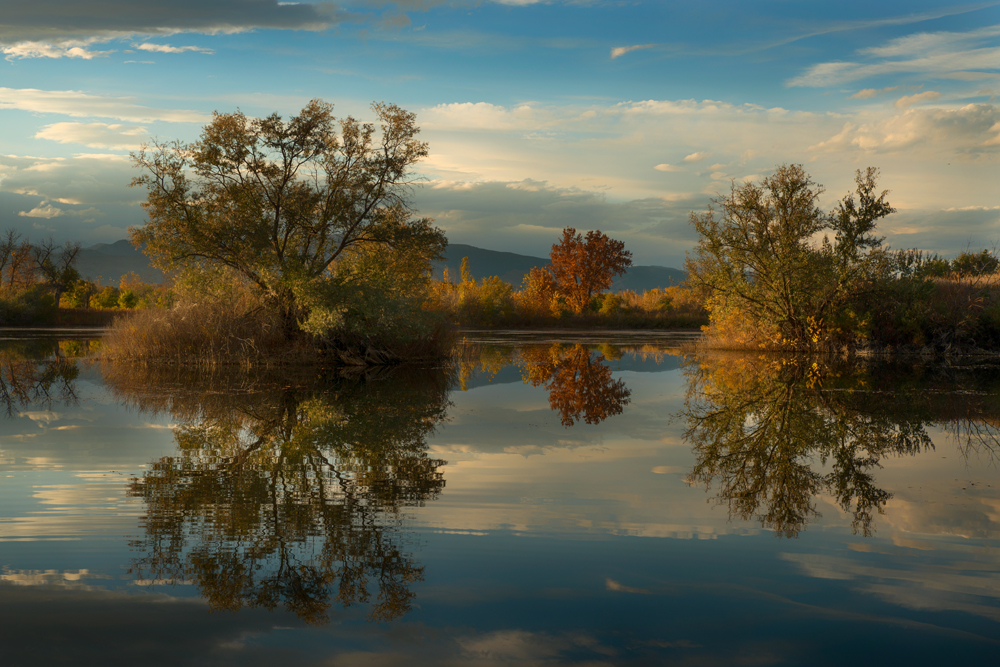 Autumn at Sawhill, #7. Sawhill Ponds, Boulder County, Colorado, 2014
