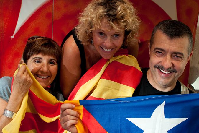 Teresa, María i Joan, #2. Barcelona, 2010