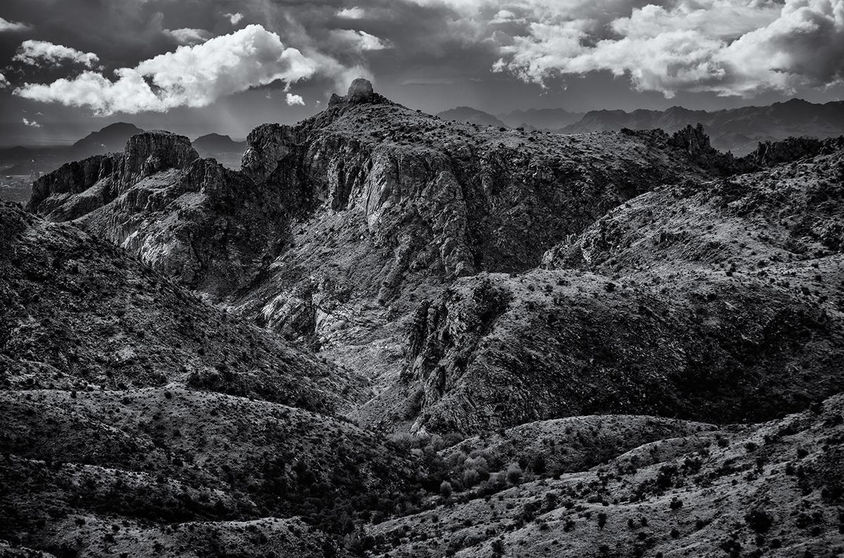Thimble Peak, #6. Catalina Mountains, Arizona, 2014