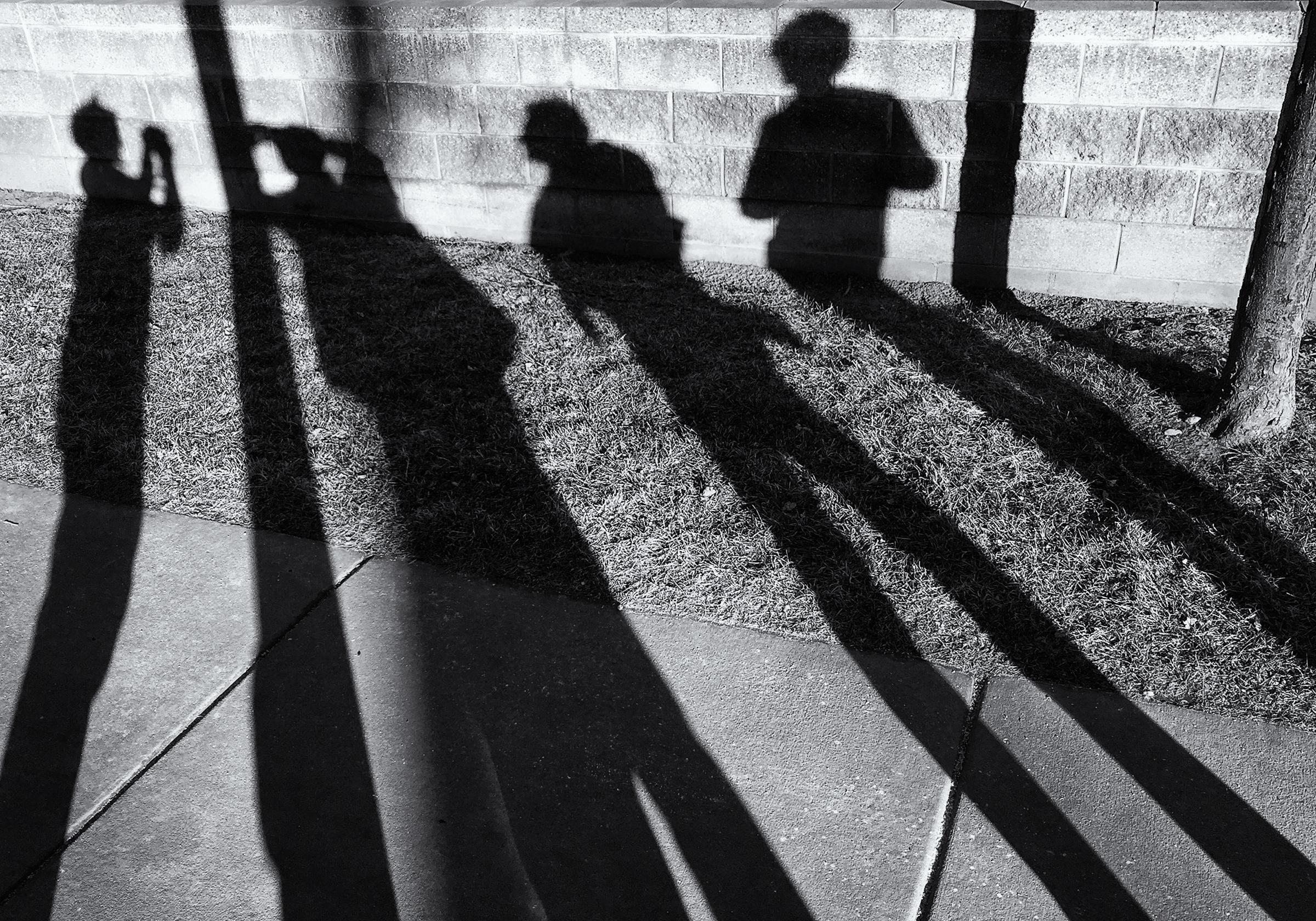The Monday Photography Group, Shadows. Boulder, Colorado, 2015