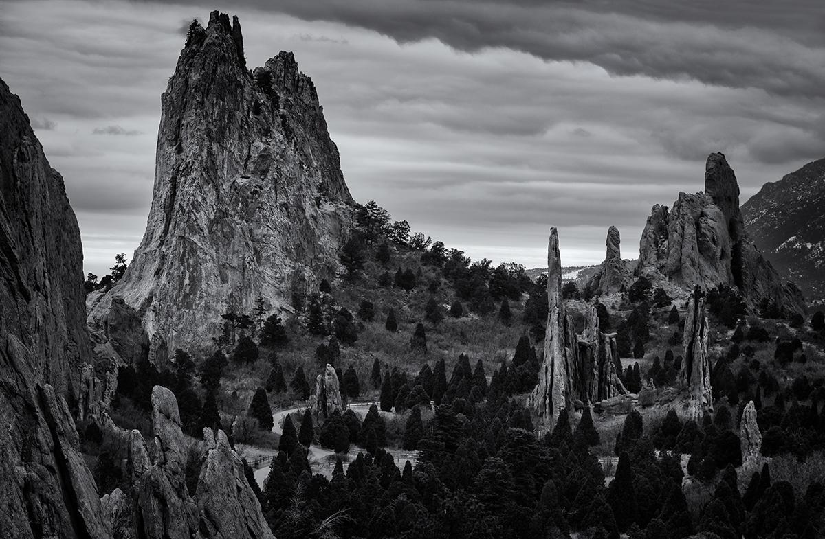 Garden of the Gods, #972. Colorado Springs, Colorado, 2015 (#972 million, more like it.)