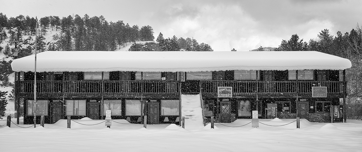 The Stores. Ferncliff, Colorado, 2015
