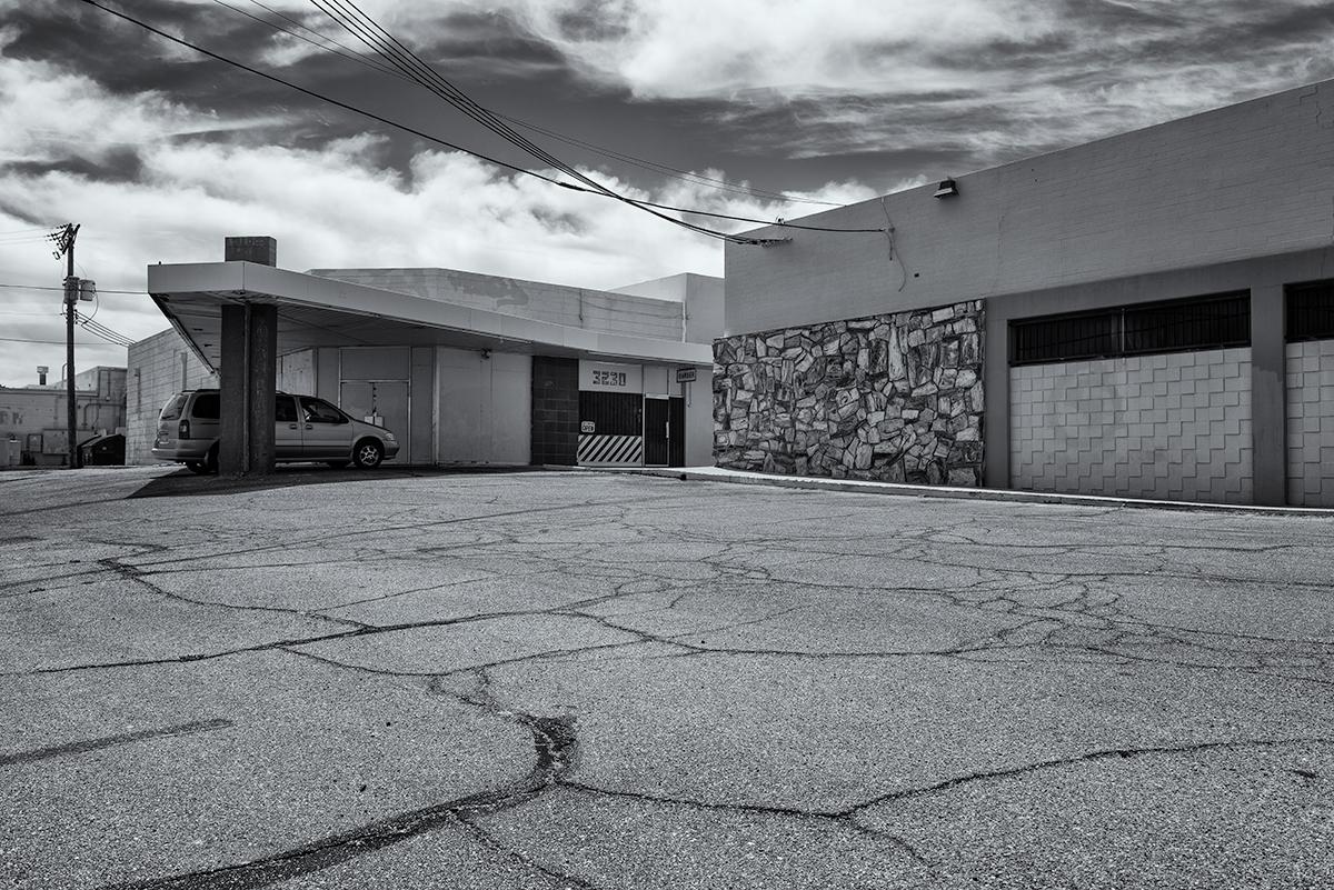 Corner Barber Shop, #2. Tucson, Arizona, 2015