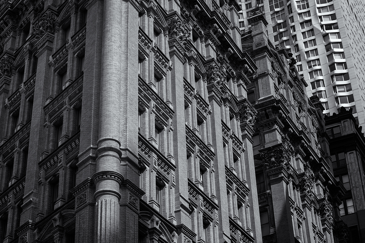 Building, #4. New York City, 2015