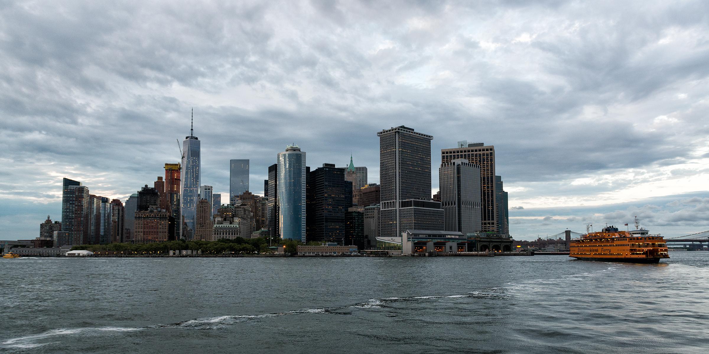 NYC Skyline, #1. 2015