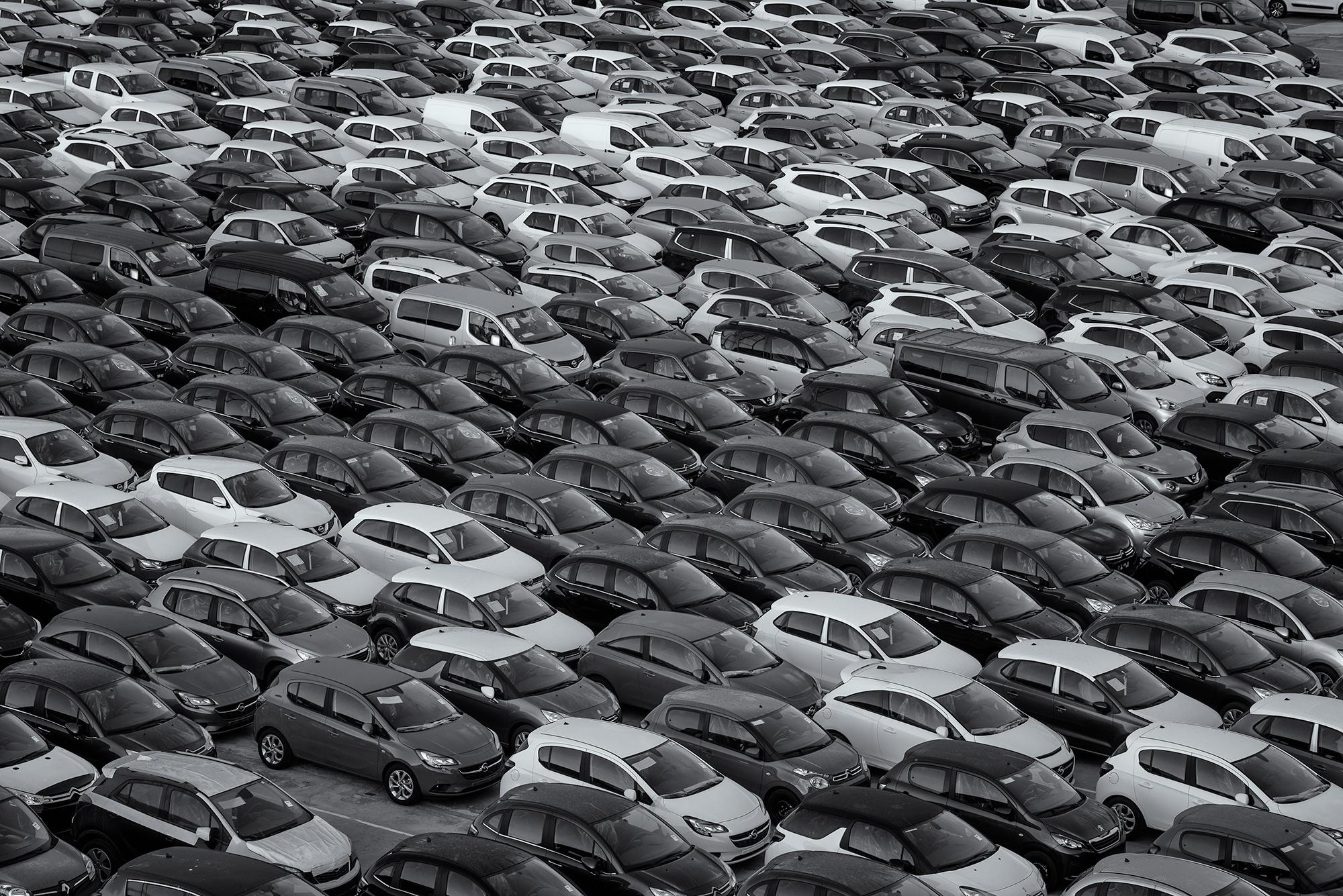 Car Culture. Barcelona, 2015