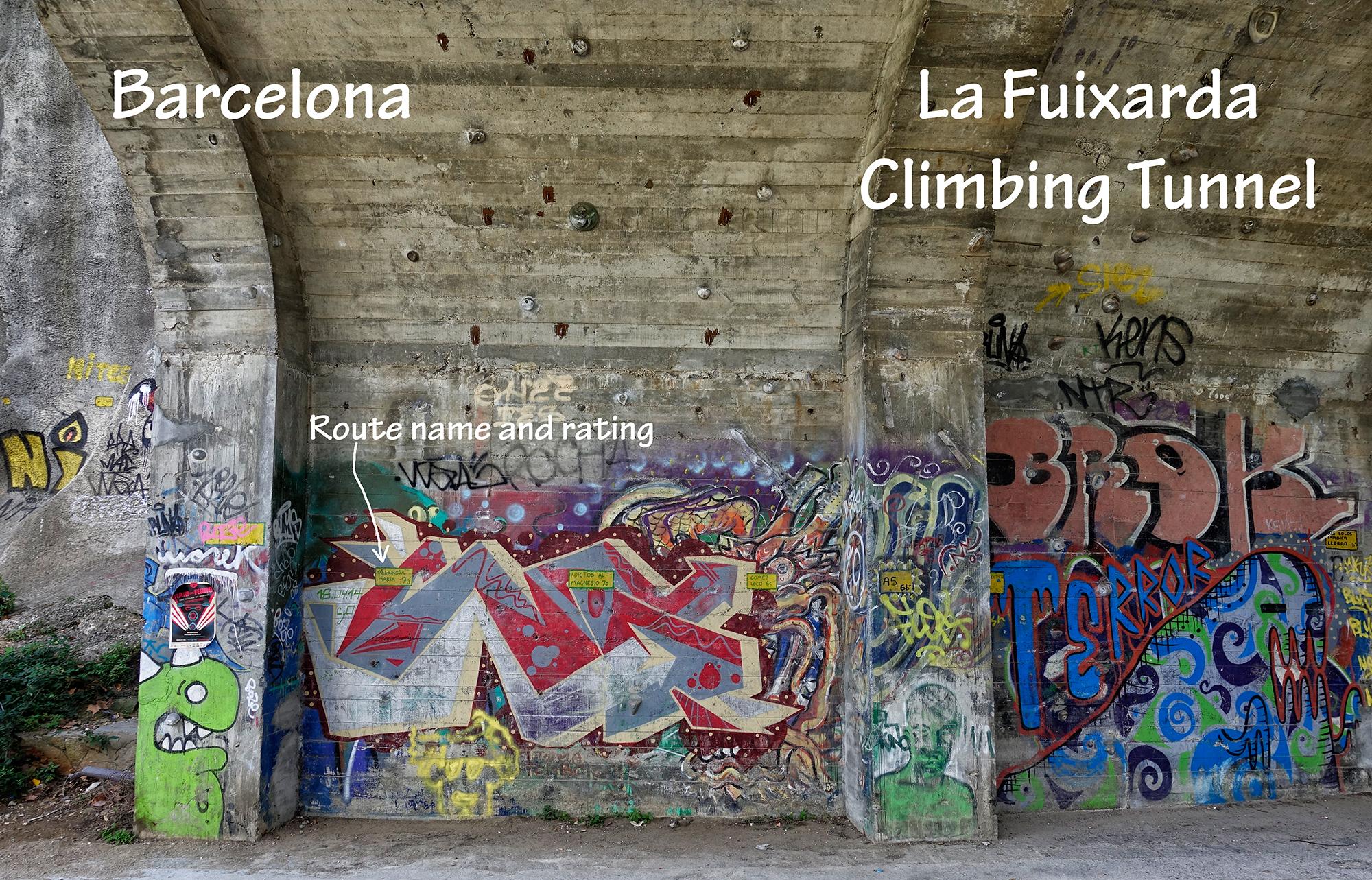 La Foixarda, #1. Barcelona, 2015
