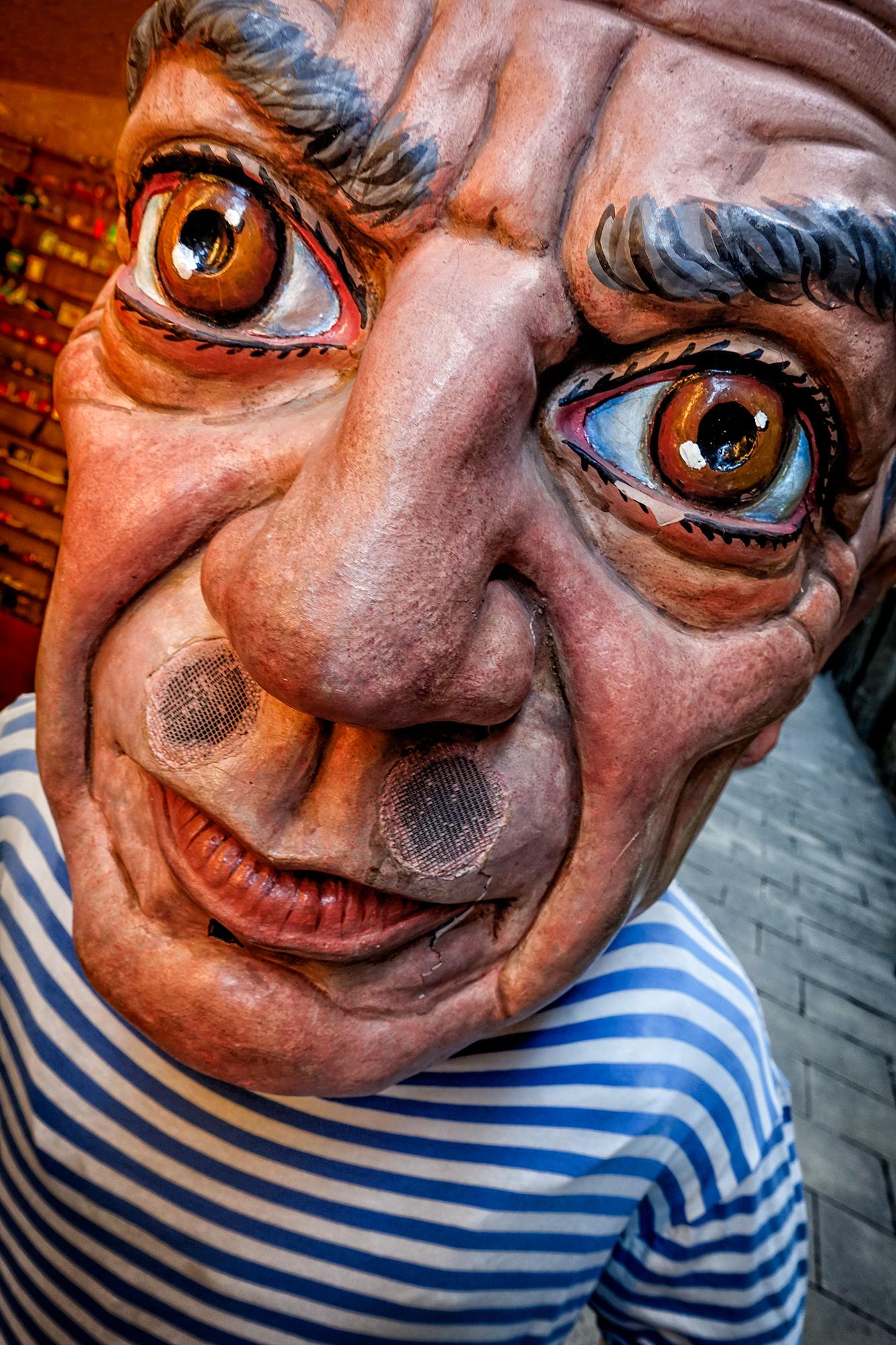 Pablo Picasso. Barcelona, 2015