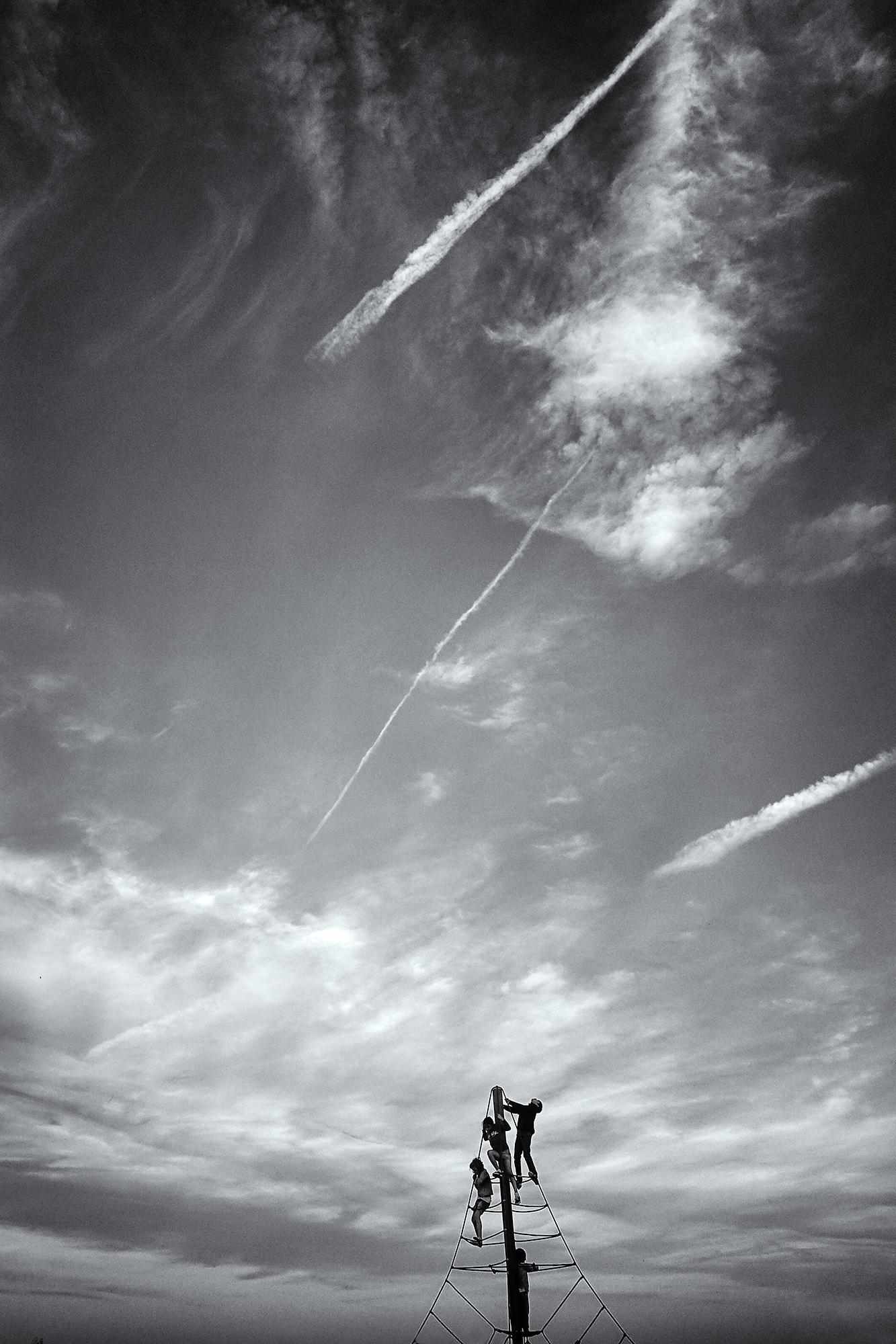 Dreaming of High Flight. Barcelona, 2015