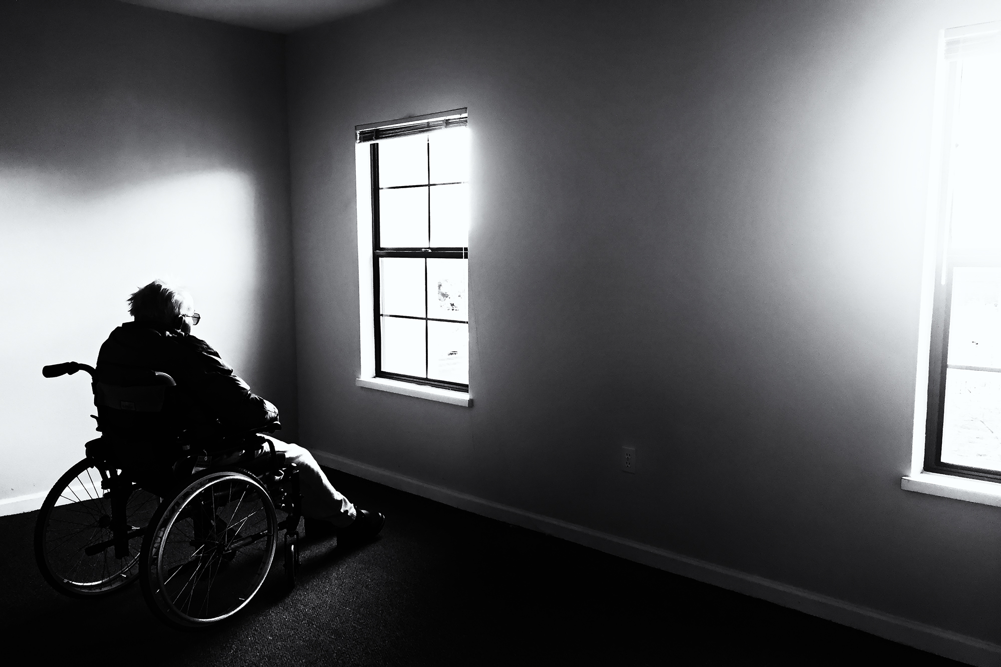 Assisted Living. Tucson, Arizona, 2015