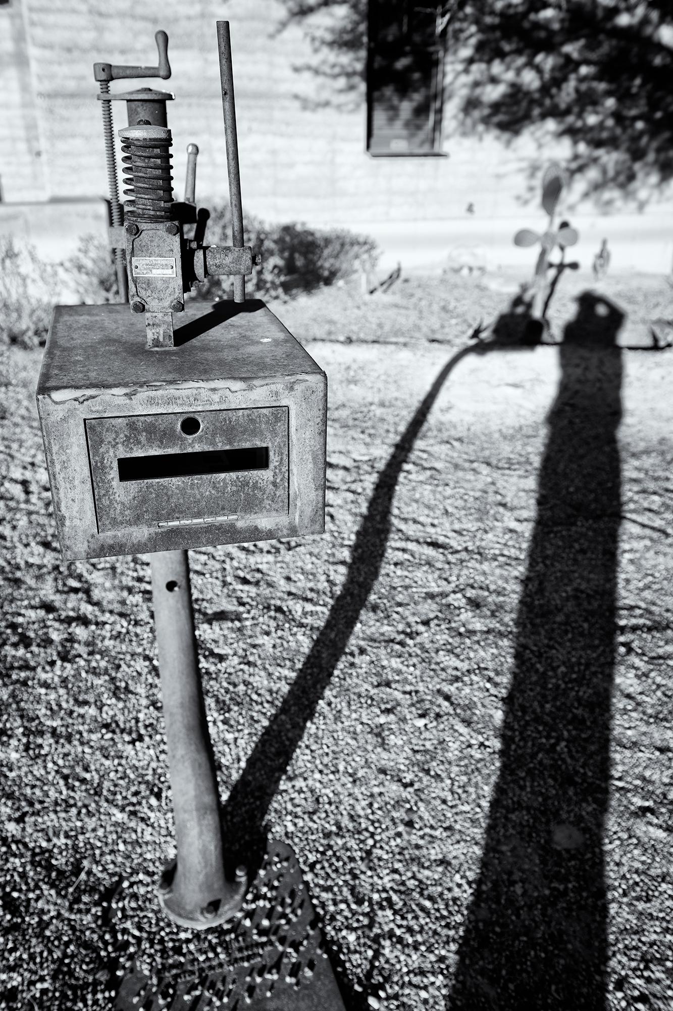 Maibox Photographer. Tucson, Arizona, 2015