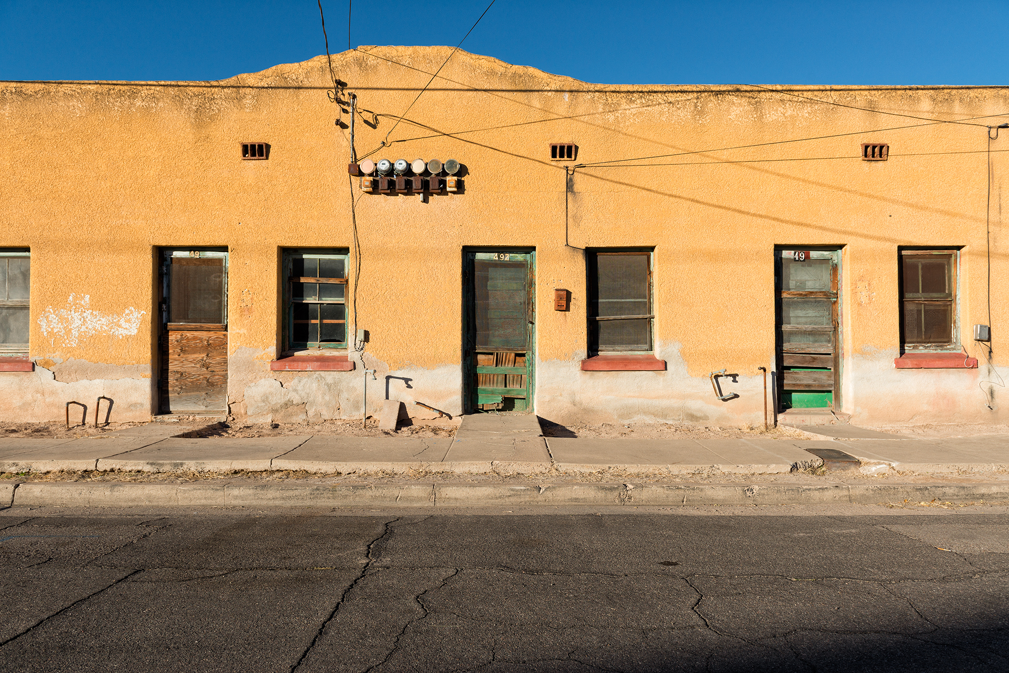 Rooms To Let. Tucson, Arizona, 2015