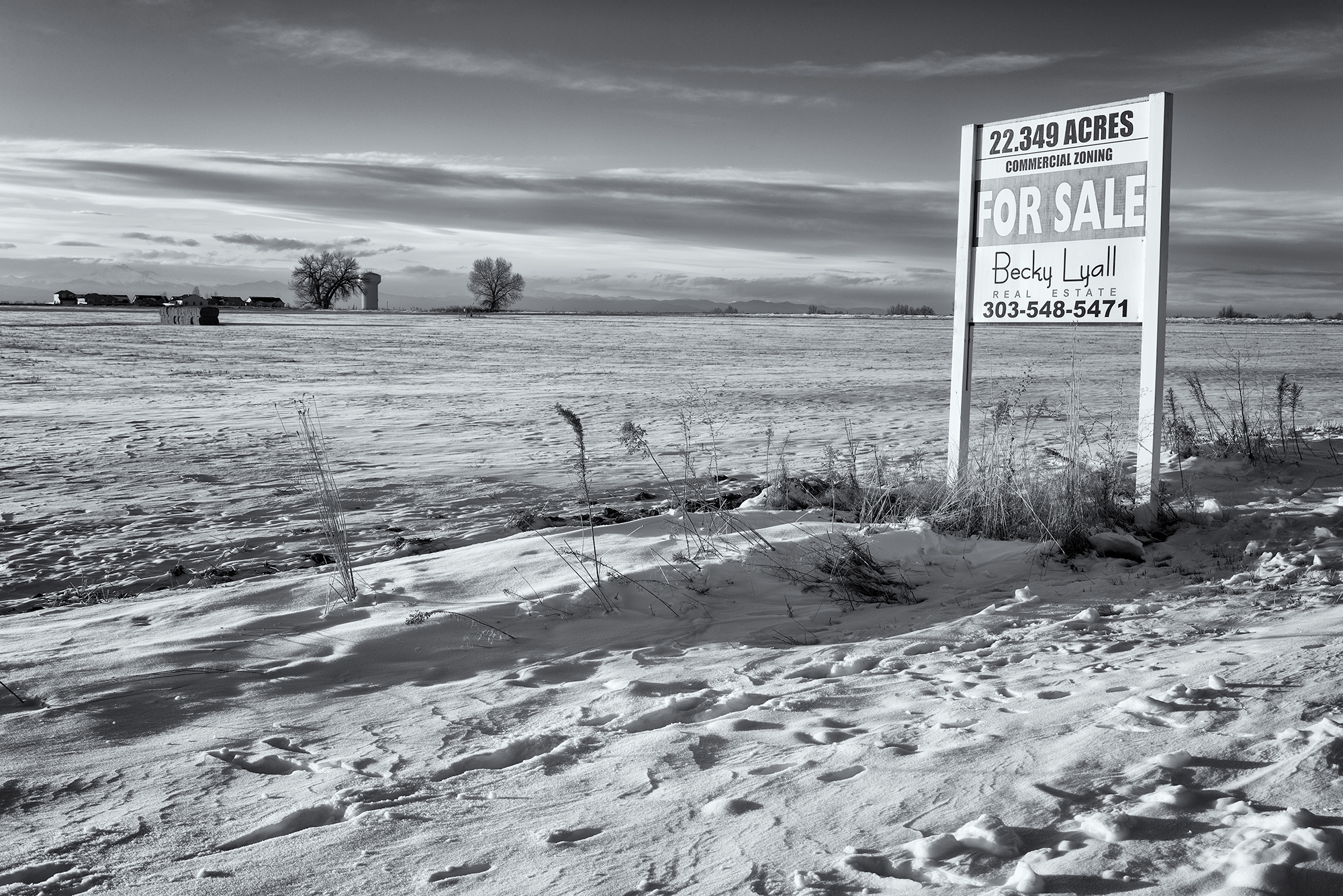 Ag to Industrial Park, CR 12 and 15, Dacono. Weld County, Colorado, 2015